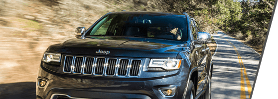 grey used Jeep Grand Cherokee in Vancouver, BC