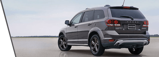 Black Used Dodge Journey