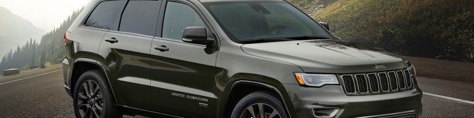 75th Anniversary Special Edition Jeep Grand Cherokee