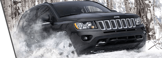 Black Used Jeep Compass