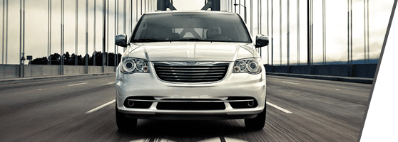 Silver Used Chrysler Town & Country Richmond BC