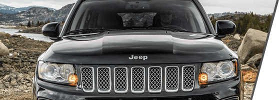 Used Black Jeep Compass