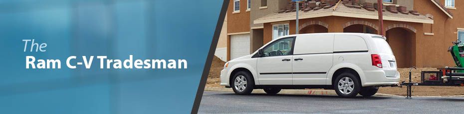 Used Ram C-V Tradesman in Richmond, BC