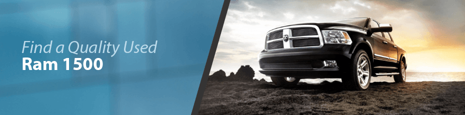 Used Ram 1500 for sale in Richmond, BC