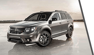 Used Silver Dodge Journey in Vancouver