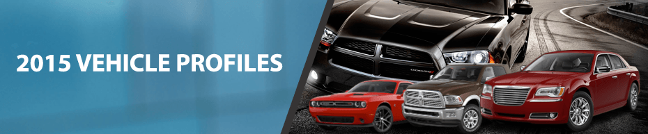 2015 Vehicle Profiles