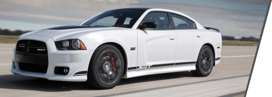 white used dodge charger near Vancouver, BC