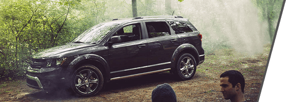 Used Dodge Journey Off Road