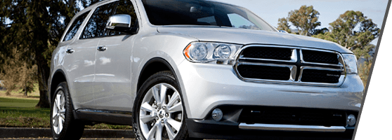 silver used Dodge Durango in Vancouver, BC