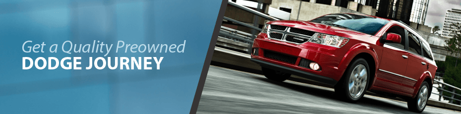 used Dodge Journey in Vancouver, BC