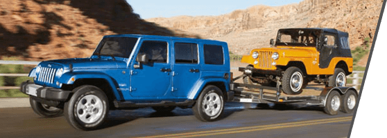 Used Jeep Wrangler Towing Capacity