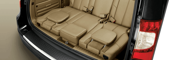 Used Chrysler Town & Country Interior Space