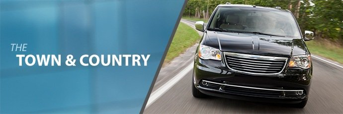 Used Chrysler Town and Country sale