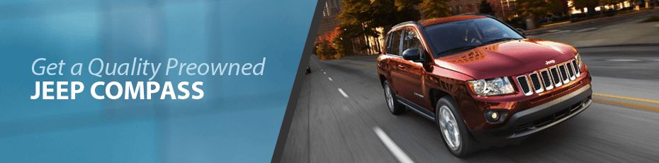used Jeep Compass in Vancouver, BC