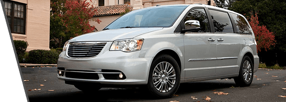 Used Chrysler Town & Country Richmond BC