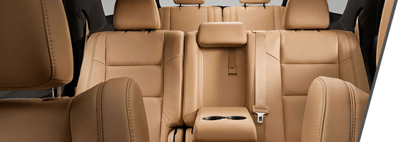 Used Dodge Durango interior