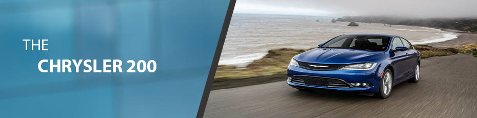 Used Chrysler 200 near Vancouver, BC