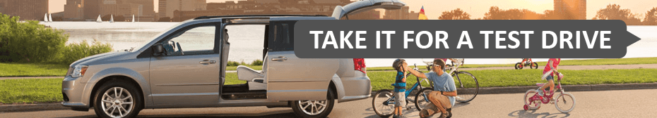 Used Dodge Grand Caravan for Sale near Vancouver, BC