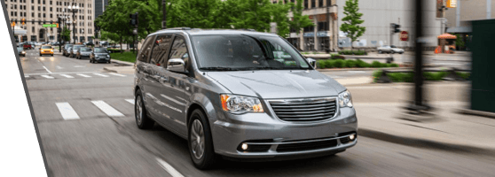 Used Chrysler Town and Country in Vancouver, BC
