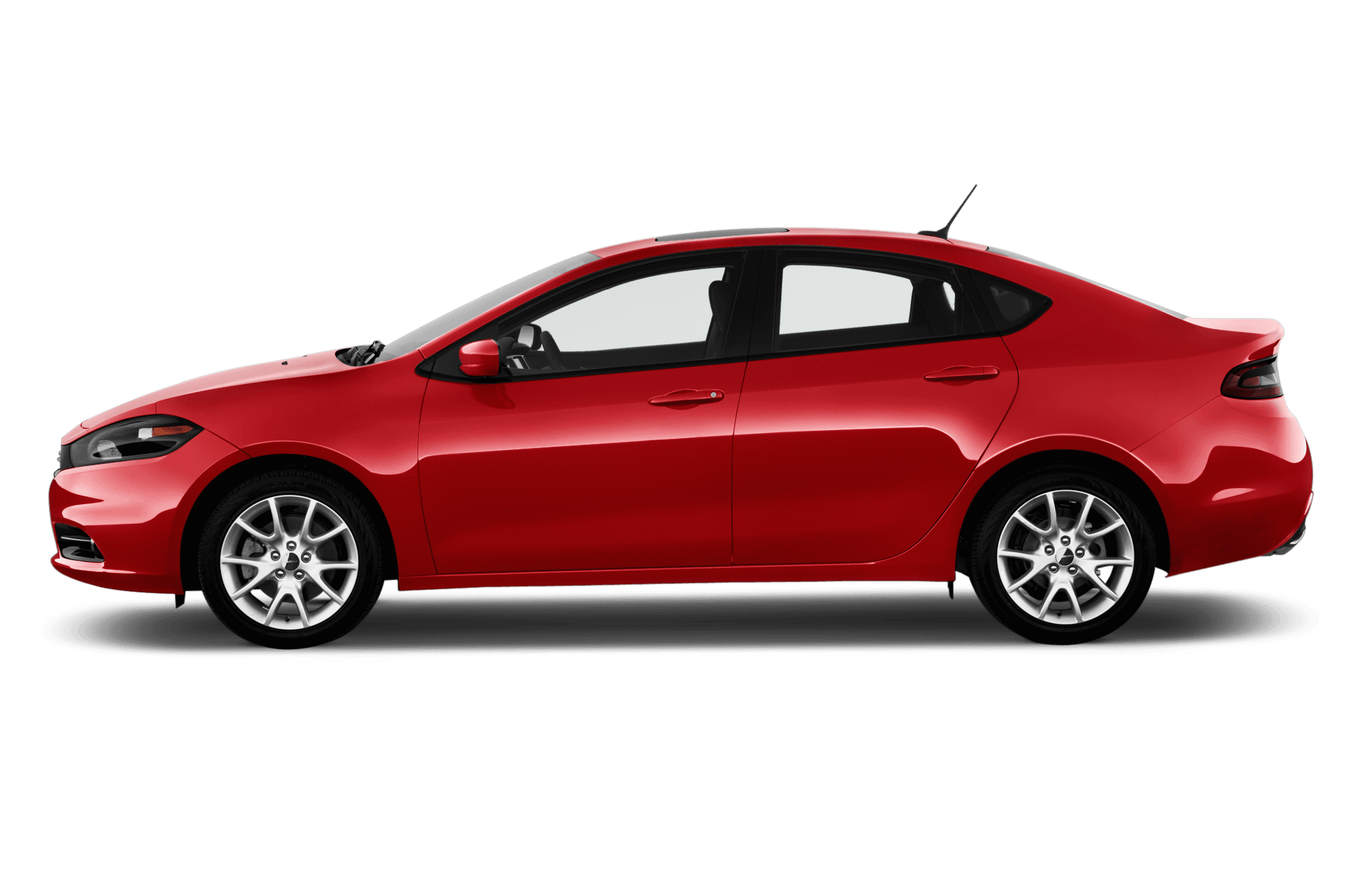 Red Used Dodge Dart for Sale