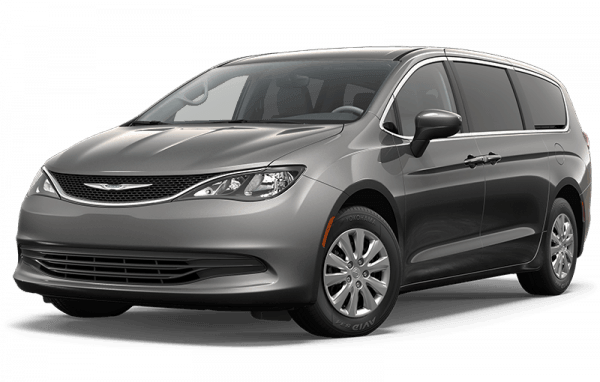 Chrysler Pacifica at your local Chrysler Dealership near Vancouver