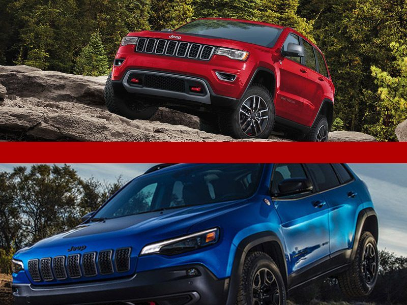 2020 Jeep Cherokee Reviews