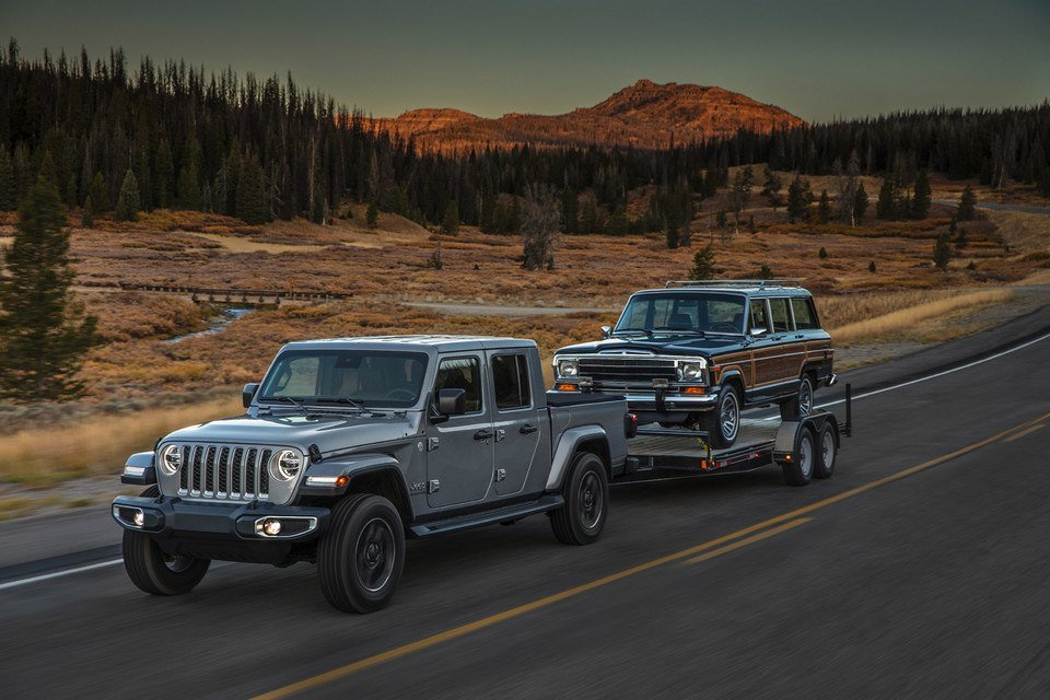 2020 jeep gladiator truck performance